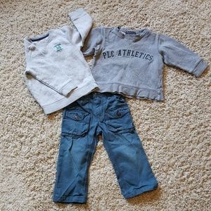 OSHKOSH/CHILD. PLACE Toddler 24 month BUNDLE!